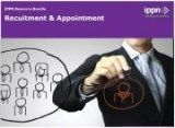 Recruitment & Appointment Resource Bundle